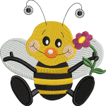 Honey Bee 04