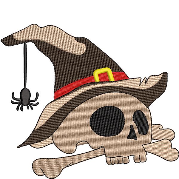Skull Halloween Design